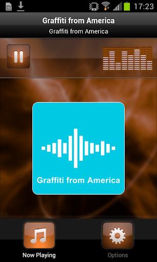 Graffiti from America