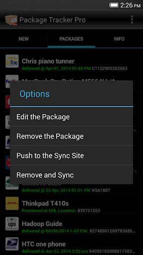 玩商業App|Package Tracker Pro免費|APP試玩