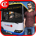 Crazy Bus Simulator 3D icon