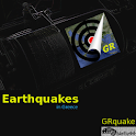 GRquake logo