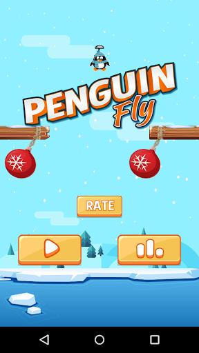 Penguin Fly