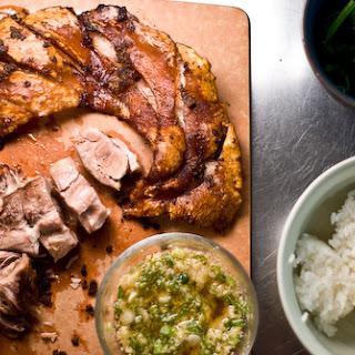 Chinese Roast Pork (siew Yuk)