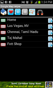 GPS - Google Map Helper screenshot 4