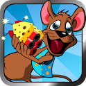 Mouse KB Endless Racing Game icon