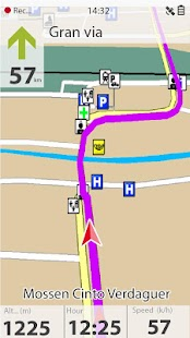 TwoNav GPS navigation - screenshot thumbnail