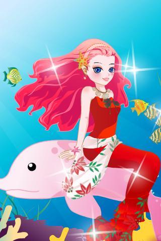 Mermaid Princess Dress Up 1 screenshots 1
