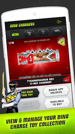 Power Rangers Dino Charge Scan 1.4.6 screenshot 446411
