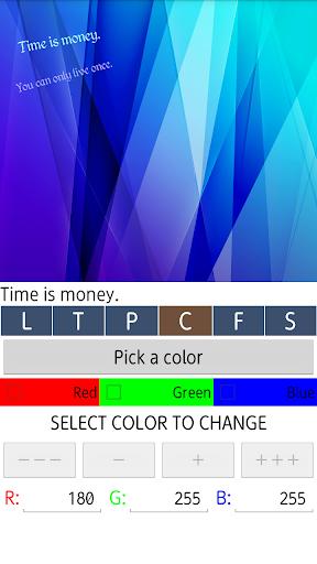 Letter Wallpaper Free 3.3 Windows u7528 4