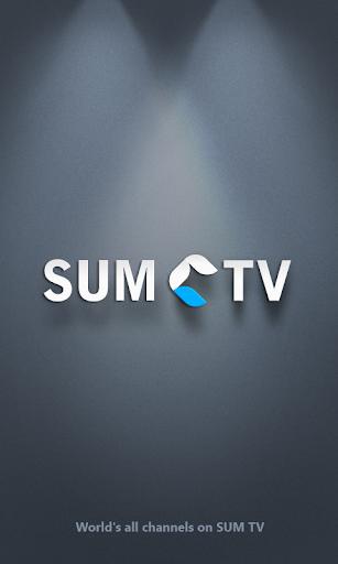 SUM TV – 世界各國直播電視,免費電視直播軟件