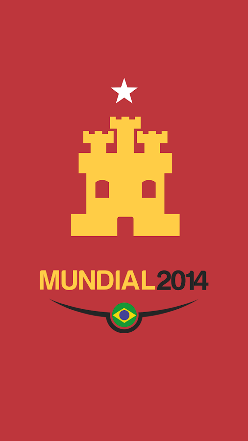Mundial 2014 - screenshot