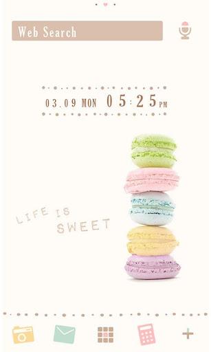 Sweet Wallpaper-Macarons!- 1.0.1 Windows u7528 1