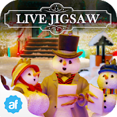 Live Jigsaws - Christmastide