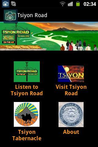 Tsiyon Road Messianic Radio- screenshot