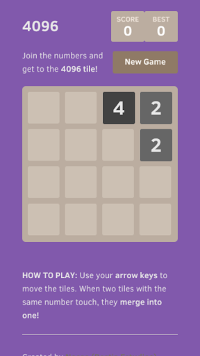 4096 The game
