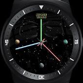 Space Wars Wear Watch Face
