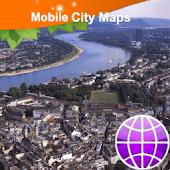 Bonn Street Map