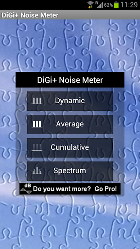 DiGi+ Sound Noise Analyzer