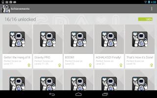 Screenshot of GRAVL (FREE)