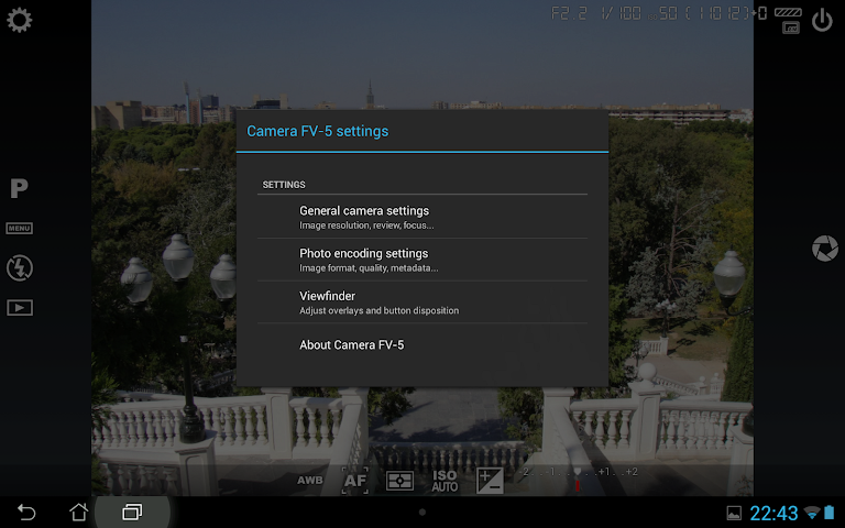 Camera FV-5 2.0.1 (Patched) APK