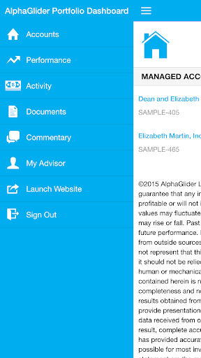 【免費財經App】AlphaGlider-APP點子