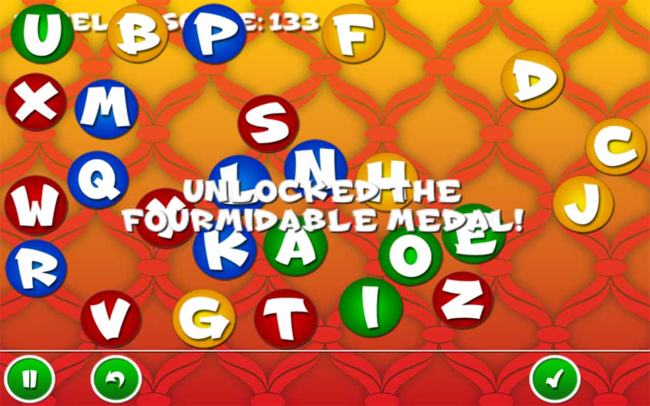 Word Ball - screenshot