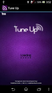 TuneUp Online Internet Radio - screenshot thumbnail
