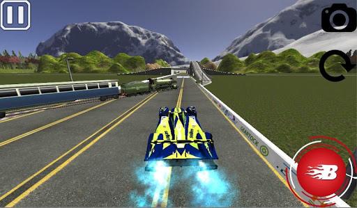 列車対車:レースの冒険