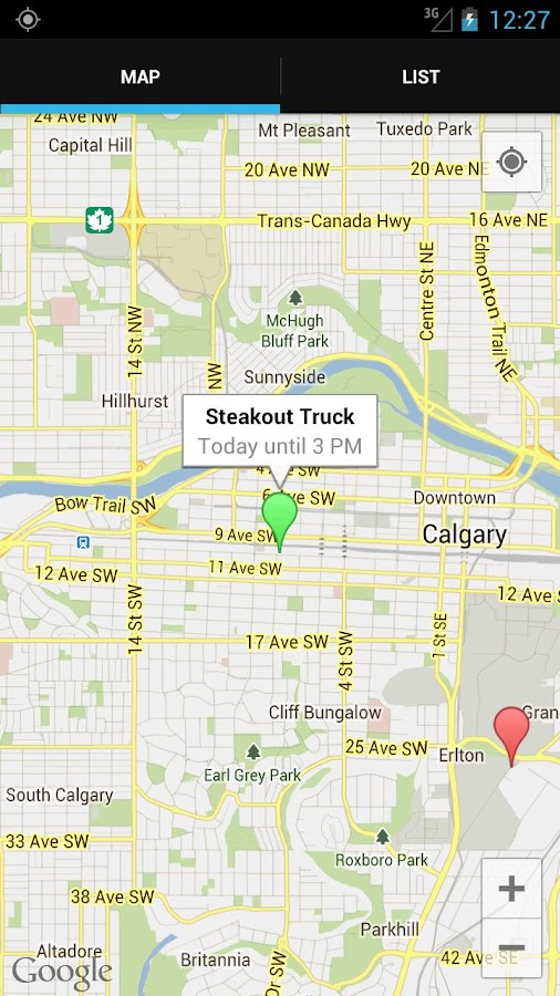Street Food Calgary- screenshot