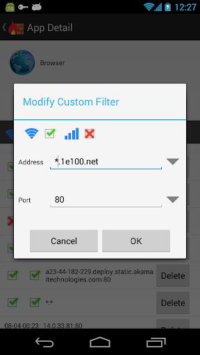 NoRoot Firewall 3.0.1 screenshots 3