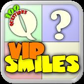 VIP Celebrity smiles quiz