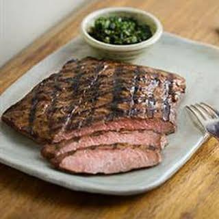 Flank Steak Marinade.