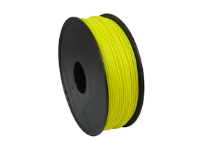 Yellow ABS Filament - 3.00mm