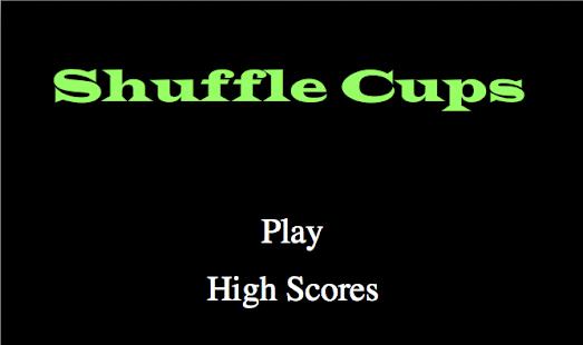 Shuffle-Cups 1