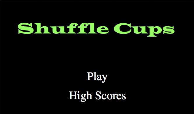 Shuffle-Cups 4