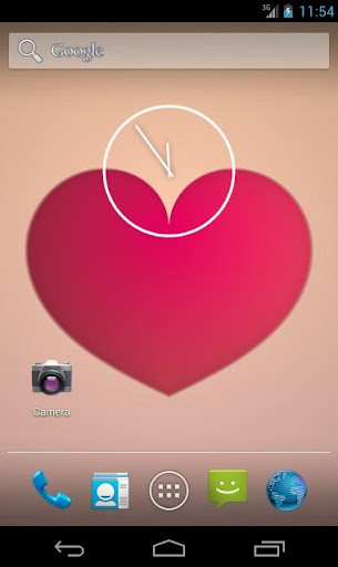 Animated Heart Live Wallpaper
