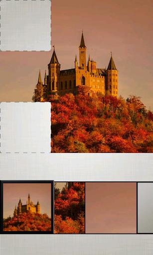 Quick Puzzle - Castles