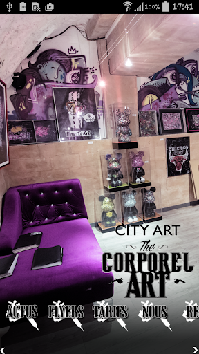 City Art et Corporel Art