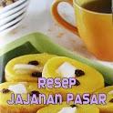 Resep Jajanan Pasar Populer icon