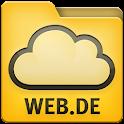 WEB.DE Online-Speicher logo