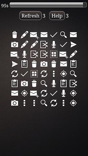 Icon Matching Game