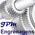 Gear mechanical engineering 5 icon