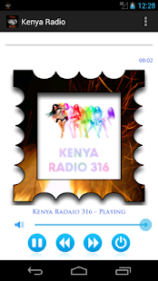 Kenya Radio - screenshot thumbnail