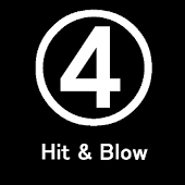 Hit & Blow (4 digits)