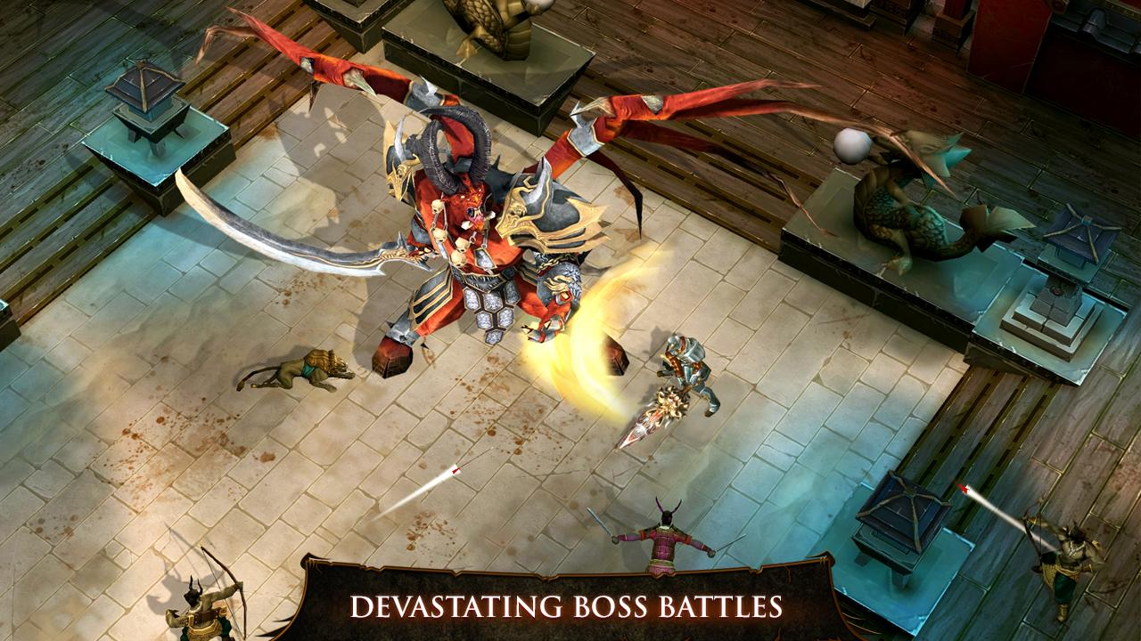 Dungeon Hunter 4 screenshot #4