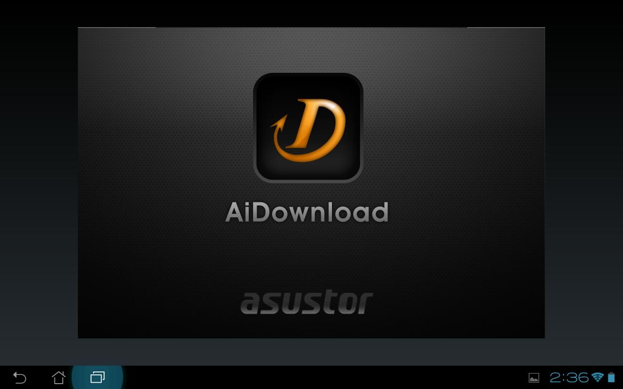 AiDownload for Pad - screenshot