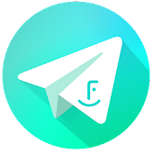 Telegram with Facecon