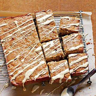 Lois' Dutch Sorghum Cake.