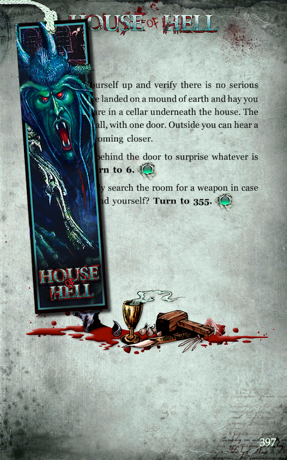 House Of Hell - screenshot