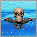 Pirate Skull Live Wallpaper icon