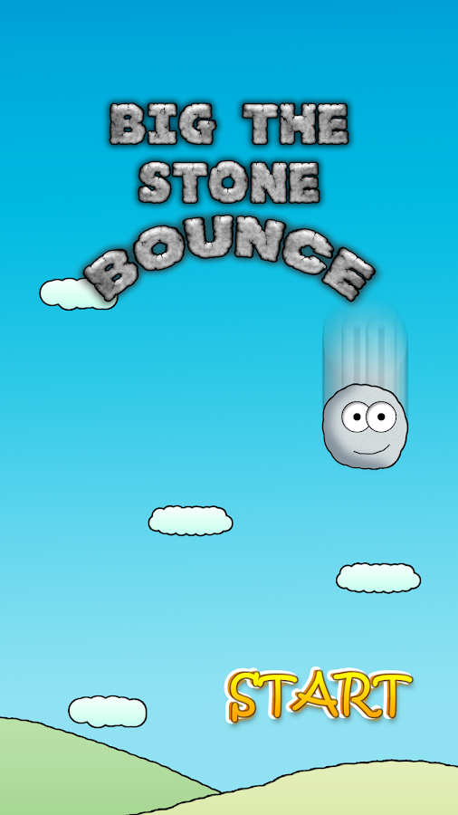 Big The Stone Bounce- screenshot